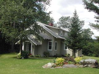 Montreal townhome photo - My Steeple Cottage in Stowe Vermont see it as property 248825 on Homeaway