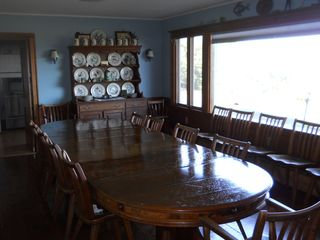 Woodstock house photo - Dining room, seats up to 16
