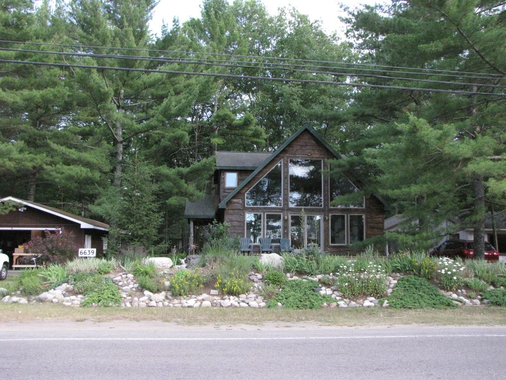 Chalet At South End Of Beautiful Torch Lake Vrbo
