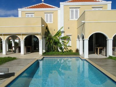 image for Villa Is On The Sea Side With A Beautiful View Over The Caribbean Sea