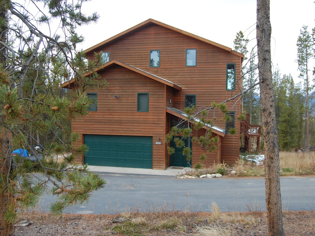 Private Homes Winter Park Ranch Vacation Rental