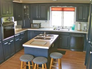 Brewster house photo - Fully equipped kitchen & laundry