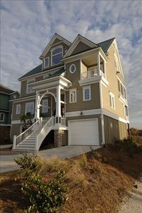 North Topsail Beach house rental - Welcome to Beyond the Blue!