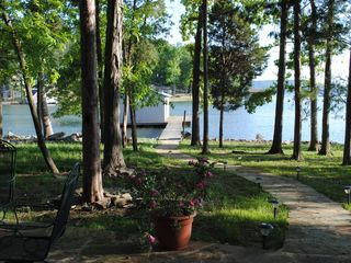 Guntersville Lake house photo - Photo taken April 2012.