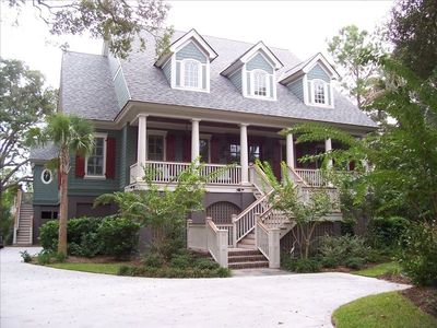 Kiawah Island house rental - 350 Walker Cup