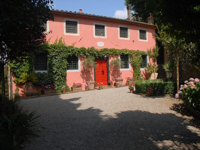 Beautifull olive mill conversion - Authentic Tuscany -  private pool - nr Lucca