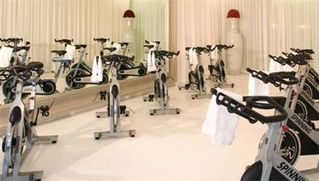 Brickell apartment photo - Part of the fitness area.