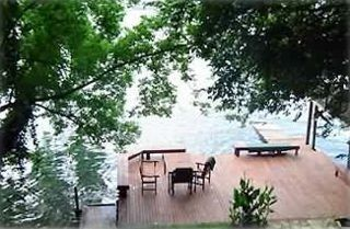 Lake Austin house rental - Lakeside Deck