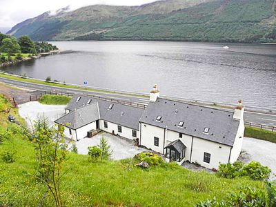 Enjoy spectacular views over Loch Lochy to the Great Glen