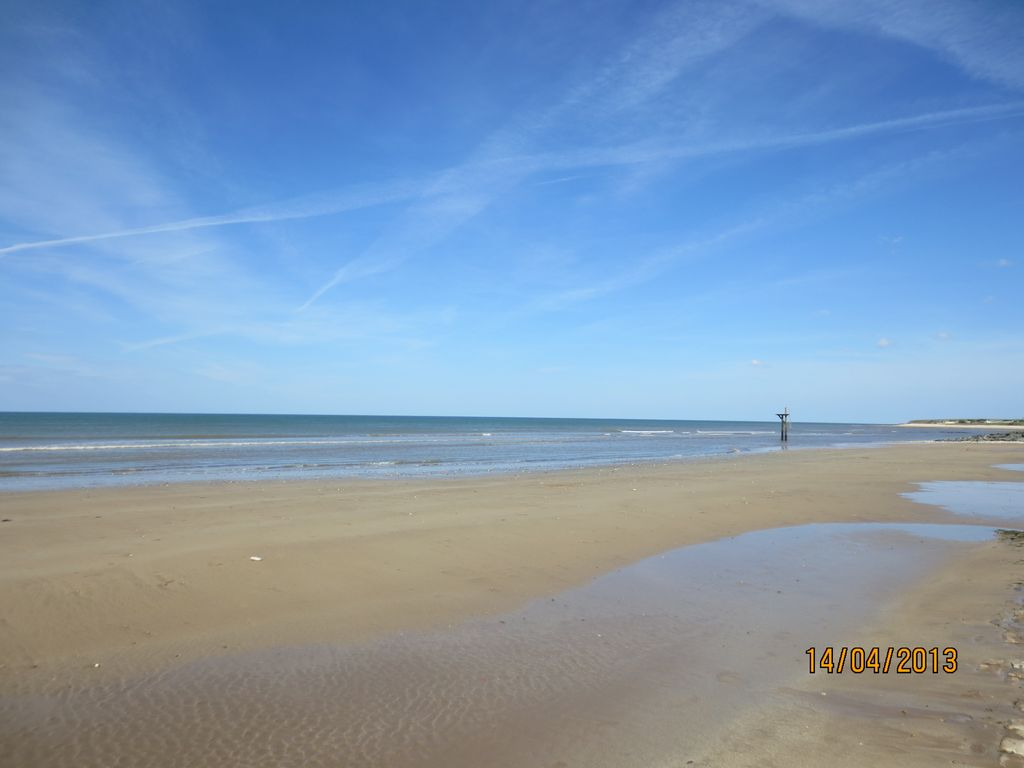Apartment 24 square meters, close to the sea , Grandcamp, France