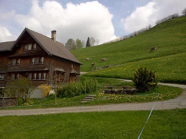 House Krummenau for 2 - 8 people with 3 bedrooms - farmhouse
