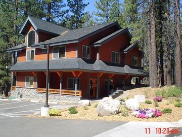 Heavenly Valley condo rental - WinterWonderland 1 Level Private House Upstairs