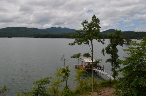 Blue ridge lake vacation rental vrbo 491357 3 br for Lake blue ridge fishing