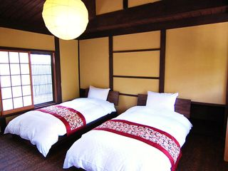 Kyoto townhome photo - Bedroom
