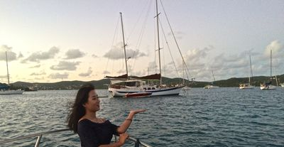 Bed and Breakfast, stay on a Yacht in Culebra - Private cabins, and Water Toys