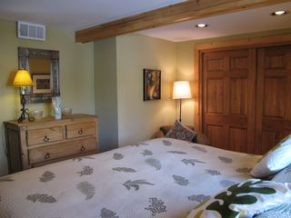 Crested Butte cottage photo - Master Bedroom