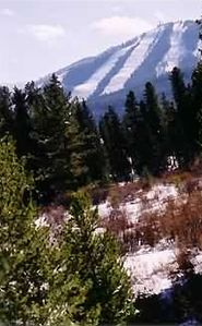 A Wonderful View from Our Deck to the Winter Park Ski Area!