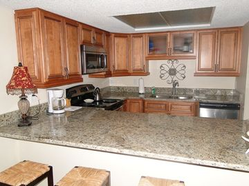 Stainless Steel Appliances including garbage disposal and dishwasher.