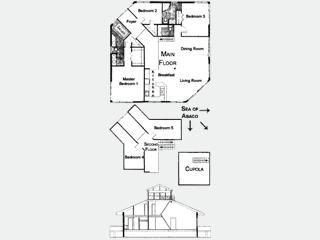 Elbow Cay and Hope Town estate photo - Our Floorplan