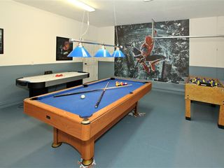 Haines City villa photo - Spider Man theme game room