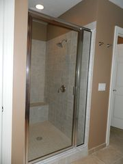 Englewood condo photo - Master shower