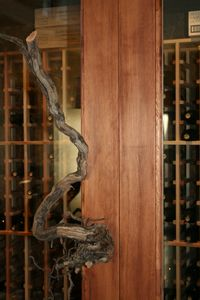 Wine Vault Vine Door Knob