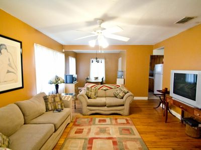 Tampa house rental - Small & Modest Home But Very Comfortable.