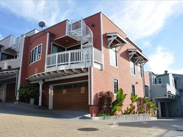 Avila Beach condo rental - Corner condo inside gated complex, beautifully appointed, well maintained.