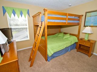 Double bunkbeds - Emerald Island villa vacation rental photo