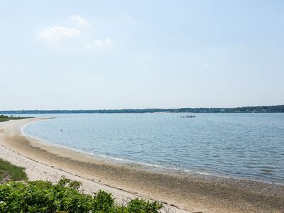 Hampton Bays house rental - Your own beach