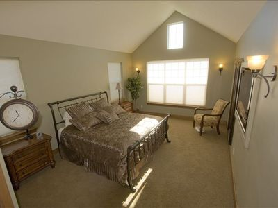 Walla Walla Valley house rental - Master Bedroom