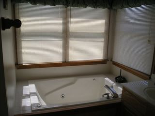 Corolla house photo - Master Bedroom Jacuzzi Tub for two