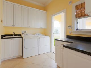 Palm Coast house photo - Pack light and use our laundry room.