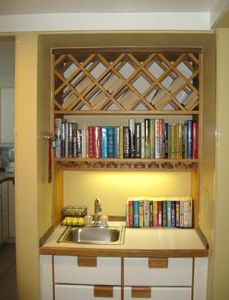 Ocean Creek condo rental - Wet Bar also offers our exclusive Book Share Program