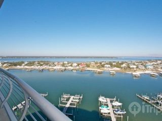 Orange Beach condo photo - balcony view