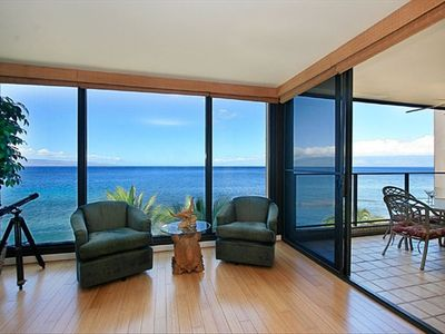 Honokowai condo rental - Beautiful views everywhere!