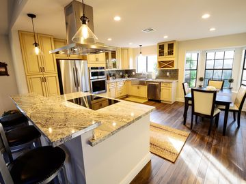 Scottsdale North house rental - Fully loaded Chef's Kitchen will all the kitchen supplies you need