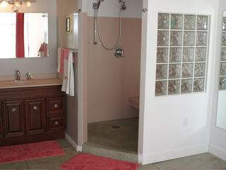 Incline Village house photo - Master Bath with Double Shower