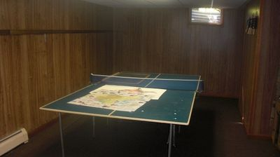 Game Room (Basement)