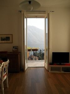 Holiday apartment, close to the beach, Griante, Lombardy
