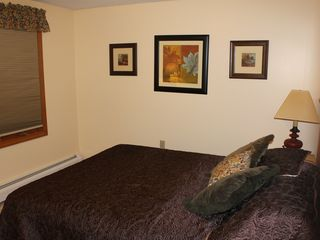 Bretton Woods townhome photo - Lower Level - Queen Guest Bedroom