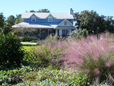 Austin house rental - Main House Landscaping