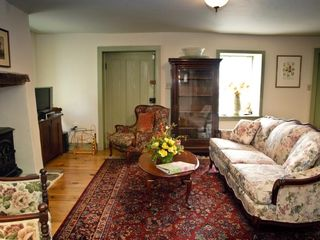 Gettysburg farmhouse photo - Living Room