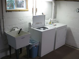 Manistee house photo - Laundry Area