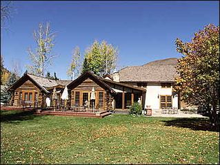 Aspen house photo - Large private home on 2 acre lot
