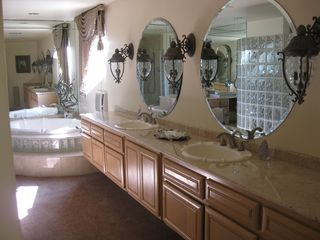 Laguna Beach house photo - MASTER BATHROOM