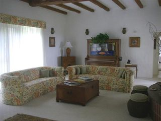 Bermuda villa photo - Downstairs Sitting Room