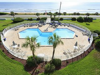 Flagler Beach house photo - Be sure to visit the gorgeous oceanfront pool at the resort.