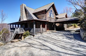 Maggie Valley house rental - Welcome to Maple Leaf Lodge