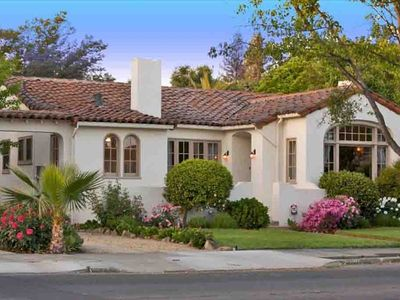 Exquisite 1930 Mediterranean Home